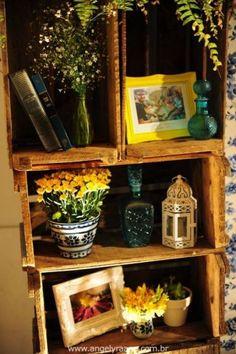 Decoração de casamento DIY: reutilize objetos de casa e personalize o seu grande dia! Image: 38