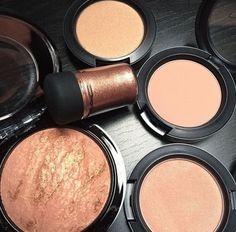 mac makeup looks highlight Makeup Is Life, Makeup Goals, Love Makeup, Makeup Inspo, Makeup Inspiration, Beauty Makeup, Makeup Ideas, Stunning Makeup, Makeup Stuff