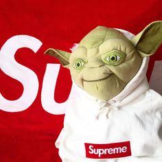 Supreme x Yoda (2015)