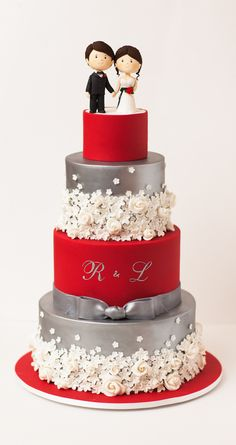 this is very 'Go, Cougs' --- good for all the WSU weddings :)