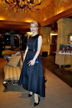 Dress Code Black Tie - Gala Dinner at Gstaad Palace - JOLIMENT