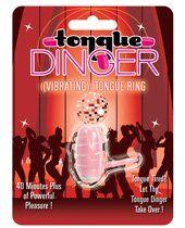 TONGUE DINGER - VIBRADOR PARA LA LENGUA CODIGO: SE1136-10