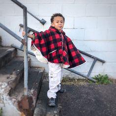 Raincoats For Women Simple Big Kids, Cool Kids, Toddler Boy Fashion, Raincoats For Women, Coordinating Colors, Buffalo Plaid, Kids Outfits, Winter Fashion, Ponchos