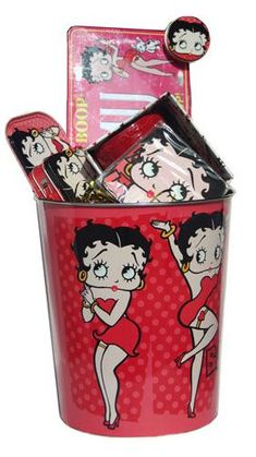 Betty Boop Party Theme Ideas | Betty Boop Gift Basket