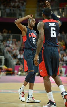 USA Basketball: USA Men 126, Argentina 97. KD went off for 28 points in this USA victory.