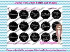 WEDDINGS BOTTLE CAP IMAGES