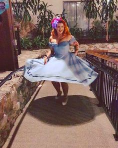 """Vintagestyle Seamstress on Instagram: """"Living my Best Life💙✨ • Litterally channeling my inner 1956 Cinderella! I am beyond happy of how this dress turned out! It looks exactly as…"""" Channeling My Inner, Dressmaking, Life Is Good, I Am Awesome, Cinderella, Happy, Vintage, Instagram, Dresses"""
