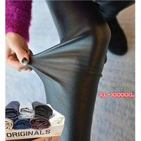 Wish | Plus Size XL-XXXXXL High Elastic Ladies Leggings Pants Women Fashion Bodycon Comfortable Bottoming Leggings Weekly Best-Sale