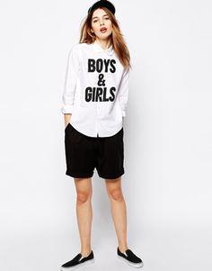 Aumentar Camisa Boys & Girls de White Chocoolate