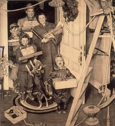 Telling Stories: Norman Rockwell from the Collections of George Lucas and Steven Spielberg