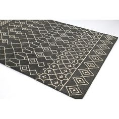 Bashian Rugs Ashland Charcoal Area Rug & Reviews | AllModern
