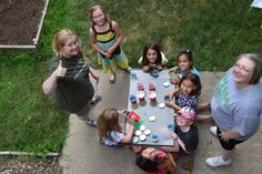 Girl Scout Leader 101: Girl Scout Sand Ceremony