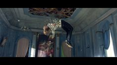 Get down from there! It ain't safe! Shit down! ❤ 방탄소년단 (BTS) '피 땀 눈물 (Blood Sweat & Tears)' MV Teaser #BTS #방탄소년단
