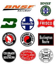 I worked for Burlington Northern and BNSF after the 1995 Santa Fe merger for 34 years from 1979 to 2013.