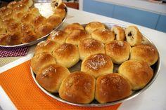 Pão Doce em Família | Receitas | Dia Dia