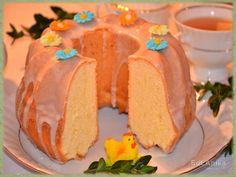 Domowa kuchnia Aniki: Babka cytrynowa