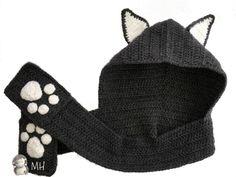 Ideas que mejoran tu vida Crochet Sole, Crochet Diy, Crochet Woman, Tunisian Crochet, Crochet Hats, Creation Couture, Knit Beanie Hat, Crochet For Beginners, Baby Sweaters