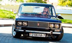 Old Cars, Fiat, Cars And Motorcycles, Muscle Cars, Russia, Vehicles, Retro, Autos, Vehicle
