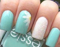 Spring Nails  #Beauty #Trusper #Tip
