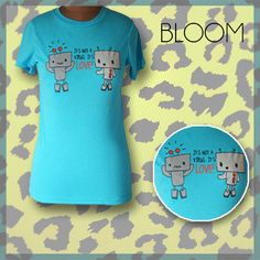 #Bloom Cute Blue T-shirt also you can check out our collection  @ http://www.snapdeal.com/brand/bloom-co/women-apparel-tees?sort=plrty #tshirt #shopbloom #trendytshirt #blue #Delhi #DelhiFashion #DlfSaket #DelhiShopping #Apparel #Style #ShopTillYouDrop #Print #Trendy #Shortandsweet #DelhiMalls #Fashionable #Instamood #Popular