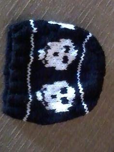 Ravelry: ApplesPears' Baby goth hat Goth Hat, Pears, Apples, Pirates, Ravelry, Skull, Beanie, Boys, Fashion