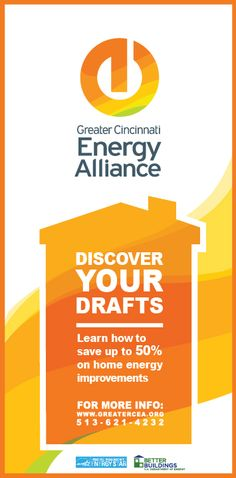 Print ad for the Greater Cincinnati Energy Alliance. Design and Illustration by Josh Moore (wave art by LPK).