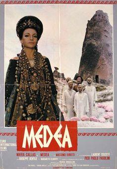 Medéia - A Feiticeira do Amor (1969) | Blog Almas Corsárias.
