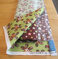 """magical pillowcase tutorial This is the neatest way to make pillowcases. Pinner says """"I have made many and love it!""""    Easy to do, makes a great birthday sleepover favor!"""