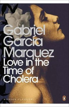 Love in the Time of Cholera-Gabriel Garcia  Marquez. A story of love in all it's varieties.  A young couple's love spans a lifetime