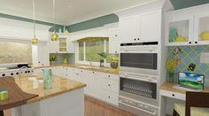 Kitchen Design on Pinterest   Architects, Kitchen Updates and Open Kitchens