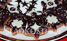 Kakaové zvonečky s marcipánem