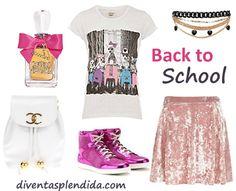 Look per il primo giorno di scuola
