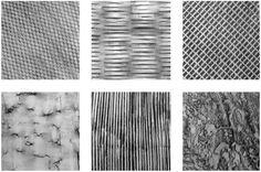 Monotonia che cattura: la texture – DidatticarteBlog