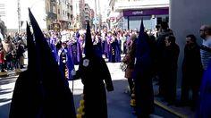 Procesión Domingo de Ramos en Tarancón 20.03.2016
