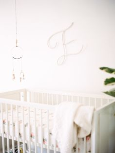 Dreamy White S Nursery And Newborn Photos In Los Angeles Kids Room Decor