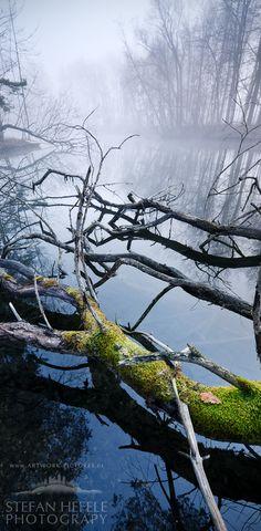 """""""Fairy tale lake"""" - © Stefan Hefele (deviantART)"""