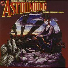 Hawkwind - Astounding Sounds, Amazing Music on 2LP