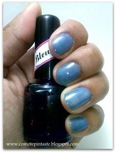 3 ideas para usar la colección Luminiscentes de Dulce Diallo  #nails #uñas #comotepintaste #esmaltes #polish #terminados #reviews #luminiscentes #vitral #dulcediallo #swatches #azul #blue