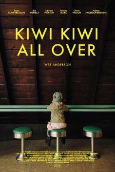 kiwi kiwi all over wes anderson - Buscar con Google