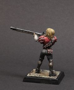 Freebooters Fate Imperiale Arquebusier