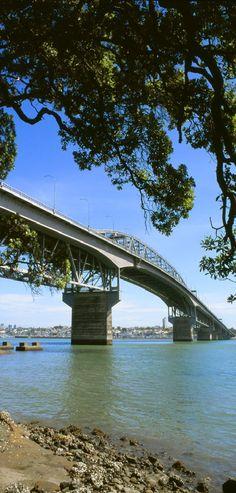 Auckland Harbour Bridge - NZ