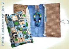 Windeltasche  Wickeltasche Pamperstasche von  Feludara-Design auf DaWanda.com