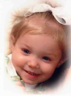 kelsey, 2 years old, raped and beaten to death in 2005. what this child had to endure is absolutely horrific. PLEASE REPORT CHILD ABUSE!
