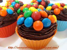 Cupcake de Chocolate | Na Cozinha da Carina