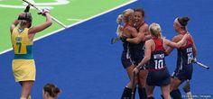 U.S. Olympic Team @TeamUSA  Aug 8 Women's @USAFieldHockey BEATS the No. 1 team in the WORLD! 🌍  🇺🇸 http://go.teamusa.org/2auGREE