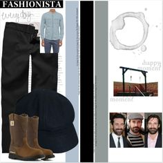 """John Proctor"" by pinkcat1 on Polyvore"