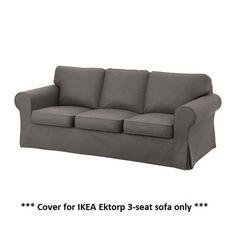 IKEA EKTORP - Slipcover for 3-Seat Sofa Nordvalla Gray (c... https://www.amazon.com/dp/B01HFQM48C/ref=cm_sw_r_pi_dp_2QOExb0HPV3HF