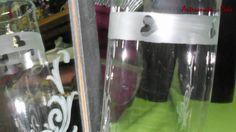 Vídeo Aula - Fosqueamento em Vidro - Artesanato na Rede
