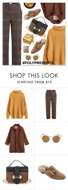 """""""#PolyPresents: Wish List"""" by zaful ❤ liked on Polyvore featuring Sonia Rykiel and Stila"""