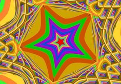 Encircled Star (77 pieces)
